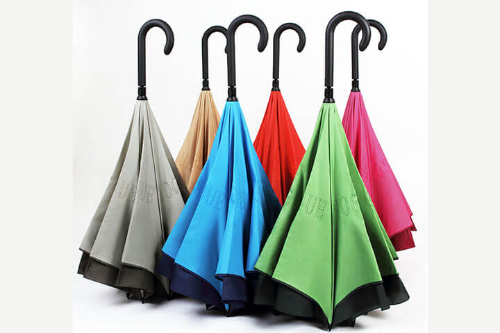 Paraguas invertido Vogue