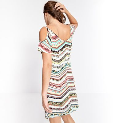 Espalda vestido Surkana Bruna hombros abiertos