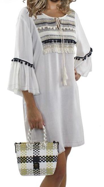 Vestido Tigris