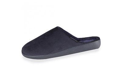 Zapatilla hombre chinela Isotoner 96745 azul
