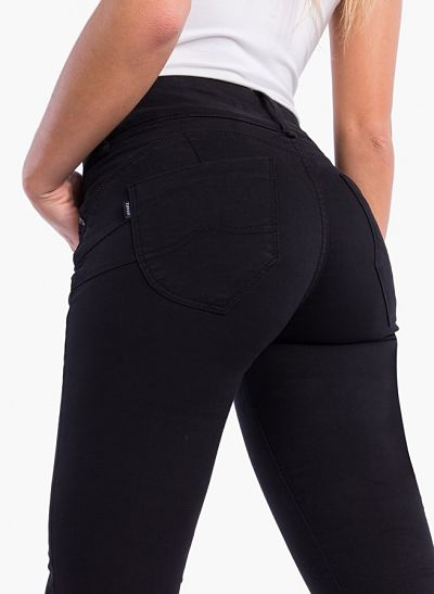 Pantalón Vaquerro Tiffosi  10024932 doble up negro