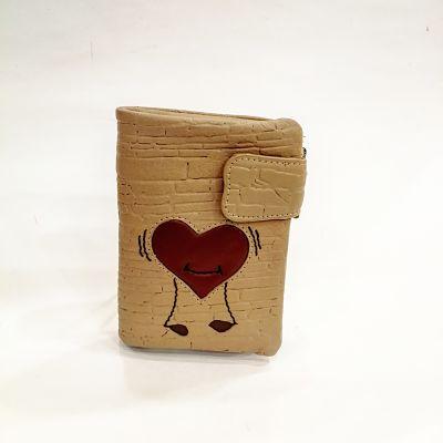 Cartera Corazón 18012