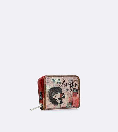 Billetera mujer Anekke India 28879-03