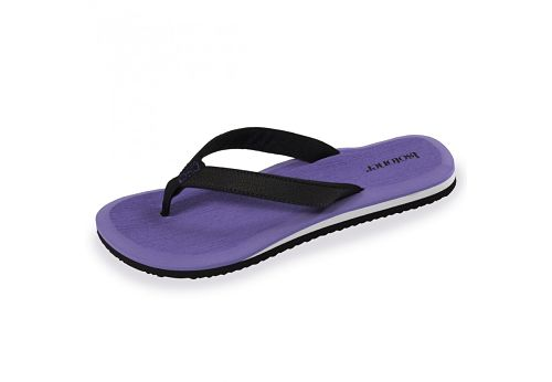 Chanclas de muejr Isotoner 94091 violeta