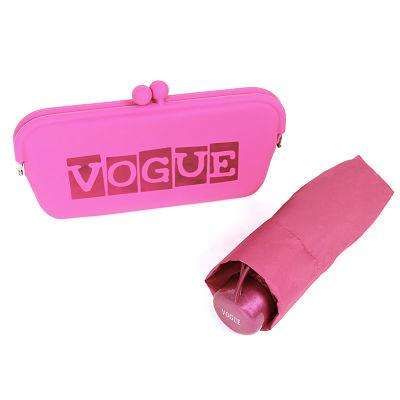 Paraguas plegable Vogue 315V con estuche