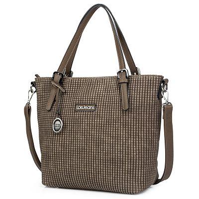 Bolso shopping Lois Jeans Atna 304281 nuez